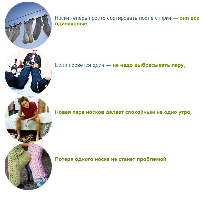 Топ 4 причины, по которым стоит купить мужские носки на год