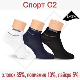Спортивные носки для фитнеса и активного отдыха С2